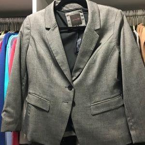 NWT The Limited gray blazer size medium